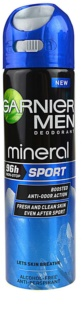 Garnier Men Mineral Sport antiperspirant ve spreji