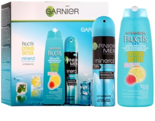 Garnier Men Mineral X-treme Ice Kosmetik-Set  I.