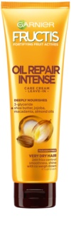 garnier fructis oil repair intense soin sans rin age pour cheveux tr s secs. Black Bedroom Furniture Sets. Home Design Ideas