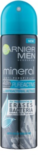 Garnier Men Mineral Pure Active antiperspirant ve spreji