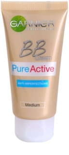 Garnier Pure Active BB Cream to Treat Skin Imperfections