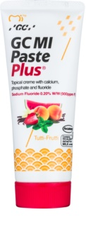 GC MI Paste Plus Tutti-Frutti Protective Remineralising Cream for Sensitive Teeth With Fluoride