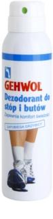 Gehwol Classic dezodorant v pršilu za noge in čevlje