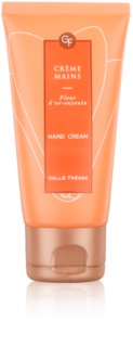 Gellé Frères Queen Next Door Fleur d'Or-Enjouée Hand Cream for Women 50 ml