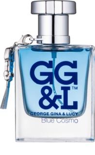 George Gina & Lucy Blue Cosmo Eau de Toilette voor Vrouwen  50 ml