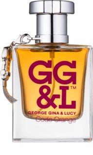 George Gina & Lucy Code Orange Eau de Toilette voor Vrouwen  50 ml