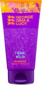 George Gina & Lucy Think Wild Shower Gel for Women 150 ml