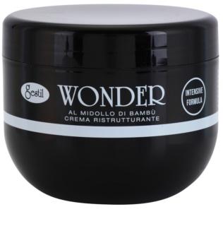 Gestil Wonder Revitaliserende Crème  voor Beschadigd, Chemisch Behandeld Haar