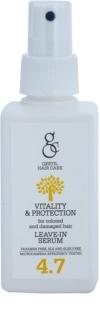 Gestil Vitality & Protection ревитализиращ серум за коса за боядисана и увредена коса