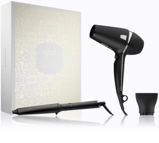 ghd Arctic Gold Dry & Wave Gift Set