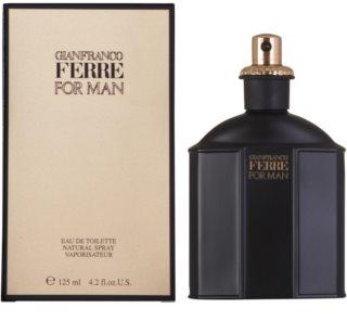 Gianfranco Ferré Gianfranco Ferré For Man toaletní voda pro muže 1 ml odstřik