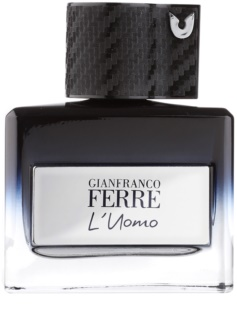 Gianfranco Ferré L´Uomo Eau de Toilette for Men 50 ml