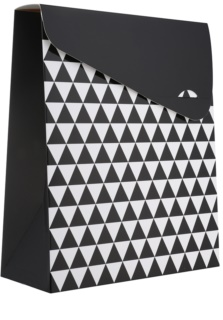 Giftino      Gift Bag Geometry - Small (100 x 40 x 195 mm)