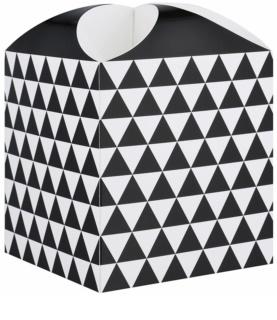 Giftino      dárková krabice hvězda geometry (115 x 115 x 115 mm)