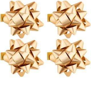 Giftino - - -   darilna lepilna zvezda majhna sijaj 4 kos