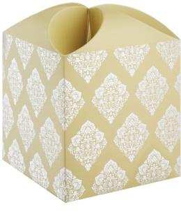 Giftino      dárková krabice hvězda ornament (115 x 115 x 115 mm)