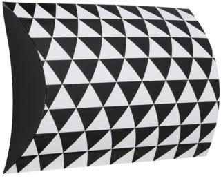 Giftino      caja de regalo geometry grande (190 x 70 x 230 mm)