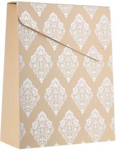Giftino      dárková taška ornament malá (100 x 40 x 195 mm)