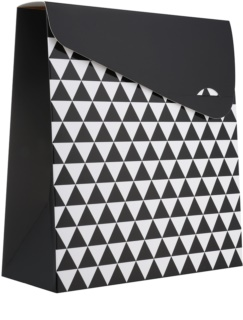 Giftino    1 ks dárková taška geometry velká (140 x 40 x 210 mm)