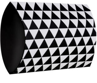 Giftino      Gift box Geometry - Klein  (95 x 40 x 130 mm)