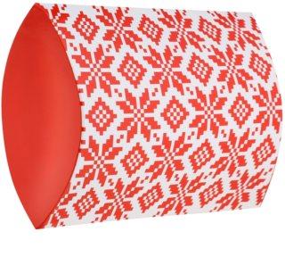 Giftino - - -   darilna škatla Xmas majhna (95 x 40 x 130 mm)