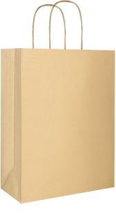 Giftino    1 szt. torebka na prezent eco złota duża (220 x 290 x 100 mm)