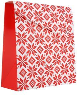 Giftino      pudełko na prezent Xmas duże (140 x 40 x 210 mm)