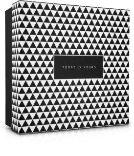 Giftino     pudełko z pokrywką geometryczną (180 x 80 x 180 mm)