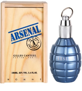 Gilles Cantuel Arsenal Blue parfemska voda za muškarce 100 ml