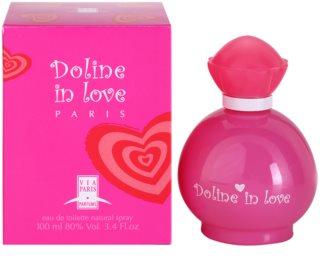 Gilles Cantuel Doline In Love toaletní voda pro ženy 100 ml