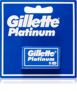 Gillette Platinum Spare Blades