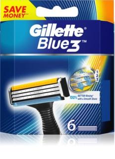 Gillette Blue 3 lames de rechange