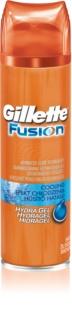 Gillette Fusion Proglide kühlendes Gel für die Rasur