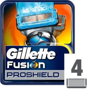 Gillette Fusion Proshield Chill lame di ricambio