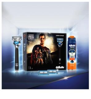 Gillette Fusion Proshield set cosmetice III.
