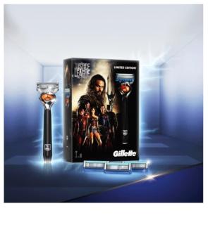 Gillette Fusion Proglide coffret cosmétique XI.