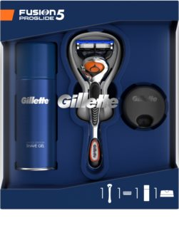 Gillette Fusion5 Proglide Shaving Kit II. (for Men)