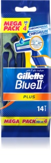 Gillette Blue II Plus одноразові бритви