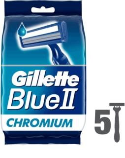 Gillette Blue II lâminas de barbear descartáveis