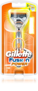Gillette Fusion Power rasoir à piles