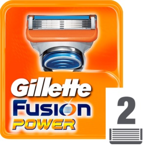 Gillette Fusion Power recambios de cuchillas