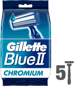 Gillette Blue II One Time Razors