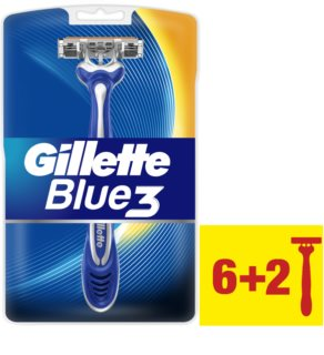 Gillette Blue 3 eldobható borotva