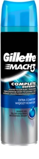 Gillette Mach 3 Complete Defense gel de barbear