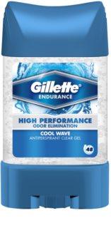 Gillette Endurance Cool Wave antyperspirant w żelu