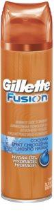 Gillette Fusion Proglide chladivý gél na holenie