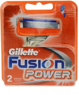 Gillette Fusion Power Змінні картриджі