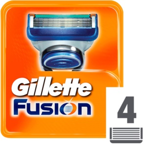 Gillette Fusion Replacement Blades