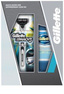 Gillette Mach 3 kozmetika szett III.