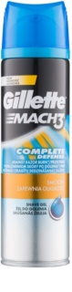 Gillette Mach 3 Close & Smooth gel de afeitar